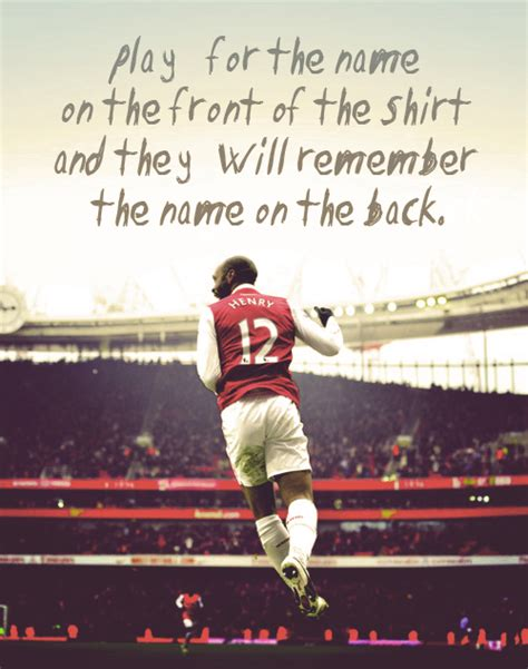 arsenal quotes thierry henry mls on quotes quotesgram