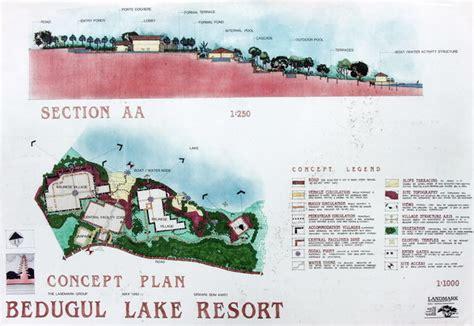 New Luxury House Plans Bedugul Lake Resort Bali Concept Resort Landscape Design