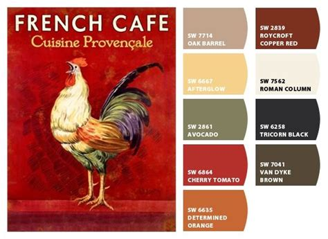 browse   ideas  french country colors