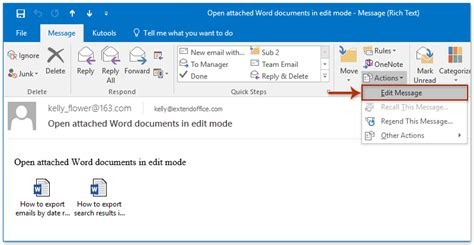 Outlook Search For Emails With Attachments How To Show Missing Attachment Bar Box In Message Header