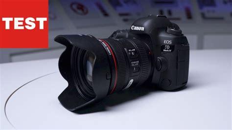 Kamera Olympus E1 canon 5d iv profi kamera im test audio foto bild
