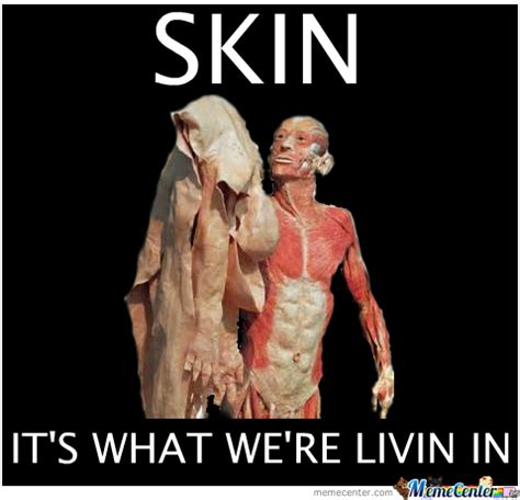 Skin Memes - skin by recyclebin meme center