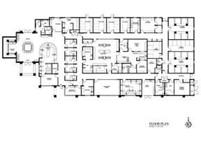 Hospital Floor Plan Hospital Planning Regional Hospital Planning Regional