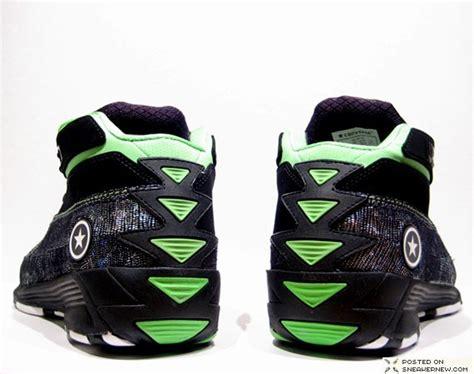 converse basketball shoes wade dwyane wade converse wade 3 black green snake