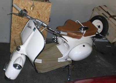 modifikasi vespa tua gambar motor vespa tua inspirasi modif
