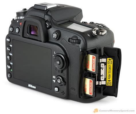 nikon d7100 sd card speed tests fastest memory cards for d7100 memory speed