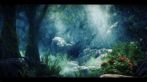 animated background forest animation background