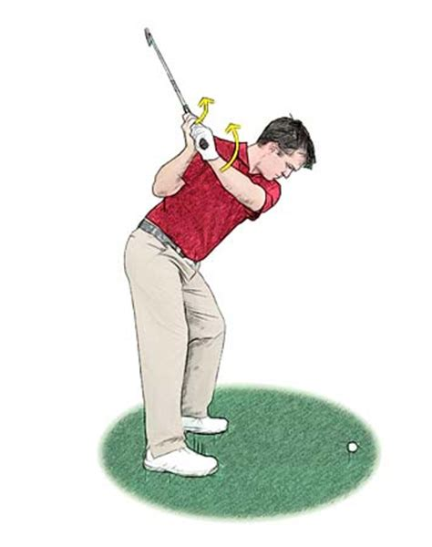 pronation golf swing critical review