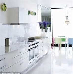 modern white kitchen kitchen design ideas modern white kitchen why not