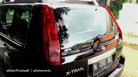 Kanvas Rem Nissan X Trail T30 term review t30 nissan x trail 2 5 at 2007