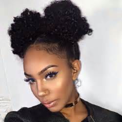 Quick amp easy hairstyles on medium short natural hair