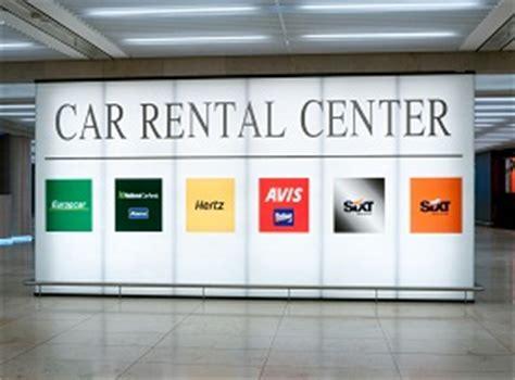 Air Port Car Rental by Car Rental Los Angeles Airport California Lax Usa