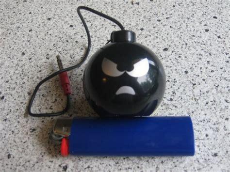 Speaker Mini Bomb hype mini bomb speaker review