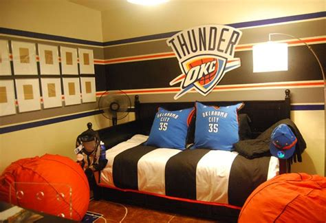 44 best images about okc thunder bedroom on