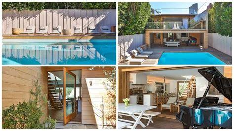 Swinging In The Backyard Sneak Peak To Pamela Anderson S Malibu Beach House