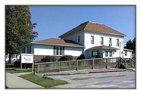 Chapman Funeral Home by Chapman Funeral Home Clarence And Wheatland Iowa