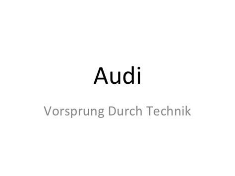 Audi Slogan by Pics For Gt Audi Slogan