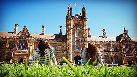 Cumberland Mba Requirements by The Of Sydney Undergraduate Top Universities