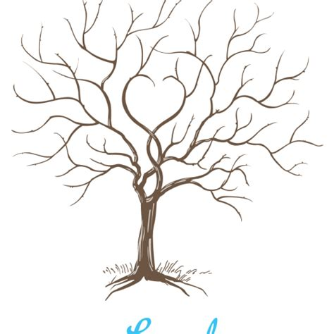 baby shower thumbprint tree template hyperdesign baby shower thumbprint tree