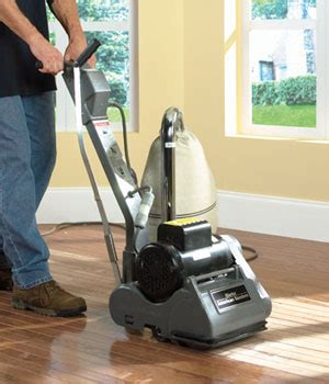 home care hardwood floor drum sander  edger rental
