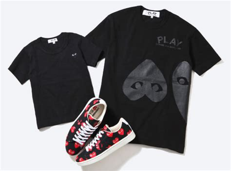Kaos Nike Kyrie Logo comme des gar 231 ons play x converse pro leather low
