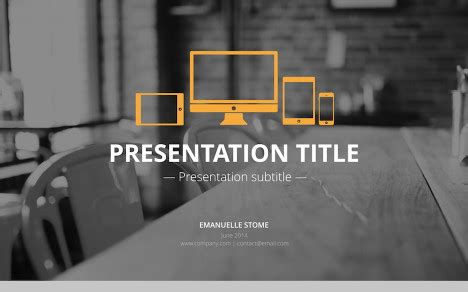 Geometric Pitch Deck Presentation Template Improve Top Ppt Templates Free Start Up