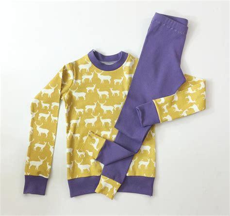 pajama pattern knit pajamas sewing pattern by diy crush craftsy