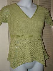 pattern fitting en español butterfly summer tank top free crochet pattern free