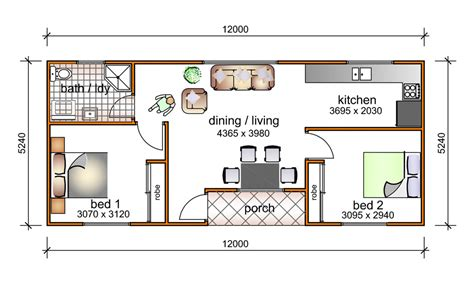 two bedroom granny flat floor plans 2 bedroom granny flat designs 2 bedroom granny flat