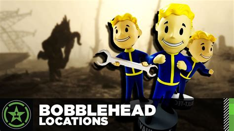 fallout r bobbleheads all bobblehead locations fallout 4