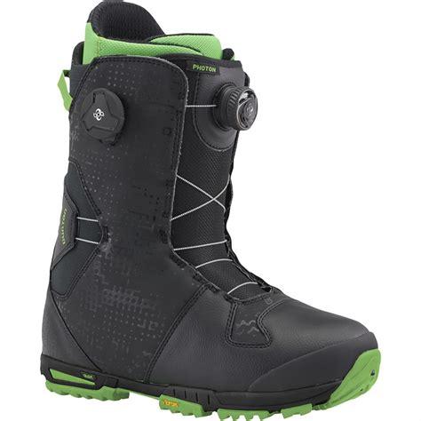 burton photon boa snowboard boots 2016 evo