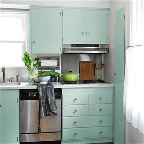 Mint Green Kitchen Curtains Decorating Mint Green Kitchen Cabinets Design Decor Photos Pictures Ideas Inspiration Paint Colors