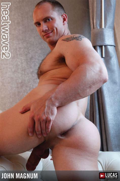 John Magnum Gay Porn Models Lucas Entertainment Official Website