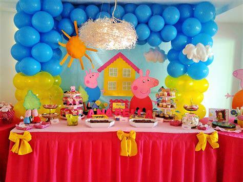 pkelandia fiesta de peppa pig cumplea 241 os de anabella