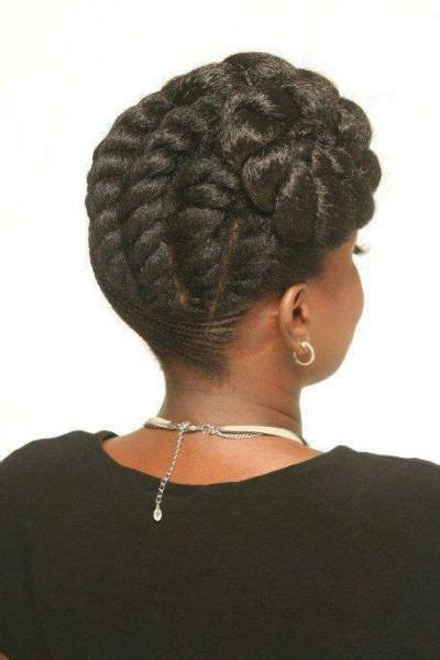 pics of chunky braided styles chunky flat twists updo black hair information community