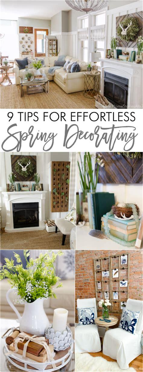 spring home tips spring home tour 9 tips for effortless spring decorating