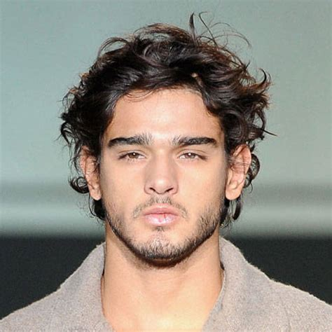 guys hairstyles with curly hair 12 cool hairstyles for men with wavy hair