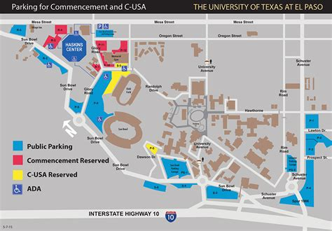 utep map utep on the move