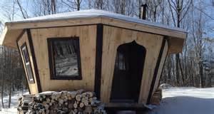 Octagon Floor Plans unique wooden yurts