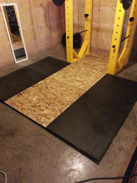 Squat Rack Platform by 17 Best Images About Garage On Kung Fu