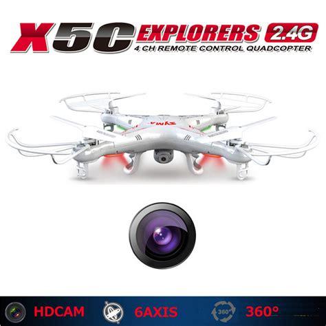 Drone Syma X5c Hd 2 4ghz 4 Ch 6 Axis Quadcopter Rc aliexpress buy sale syma x5c original 2 4ghz 4ch