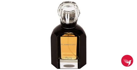 Parfum Flamboyant dignity flamboyant perfume a fragrance for and