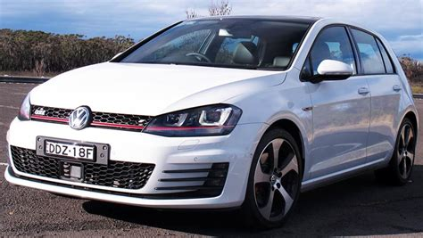 white volkswagen gti 2016 volkswagen golf gti 2016 review carsguide