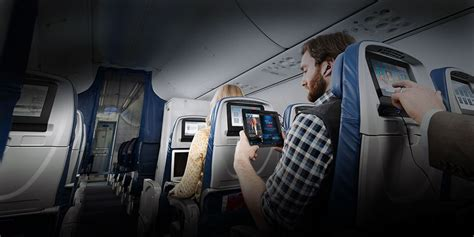 delta flight entertainment delta airlines app updated with support for free in flight