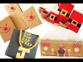 Fun ways to wrap a christmas present kandee johnson youtube