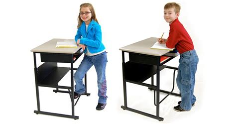 Standing Desks Homework For Health Standing Desks For Students