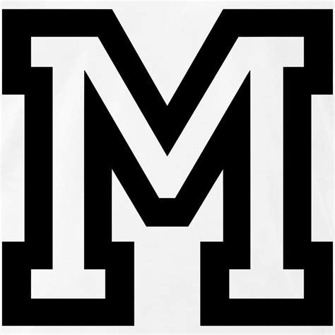 Letter M | formal letter template M
