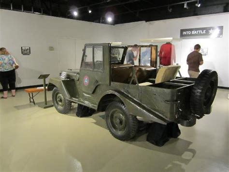 Jeep Museum Patton S Jeep Picture Of Patton Museum Of Cavalry And