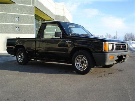 mitsubishi pickup mighty max 1995 mitsubishi mighty max pickup information and photos