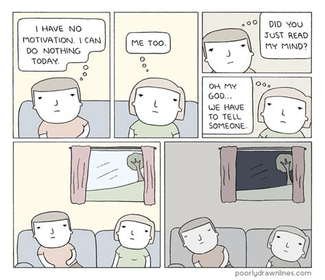 poorly drawn lines nothing day